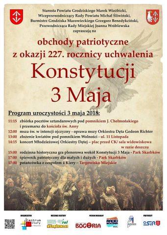 Grodzisk Mazowiecki 3 maja