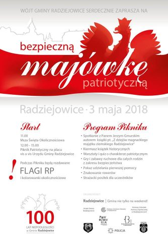 Majówka w Radziejowicach