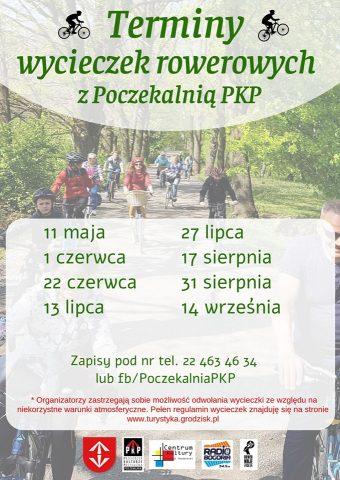 poczekalnia PKP_ wycieczki rowerowe