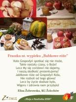"""Eliza Żebrowska """"Babkowe róże"""" - Żelechów"""