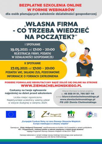 webinarium-wlasna firma - chełmoński